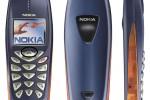 kiltowa Nokia 3510i