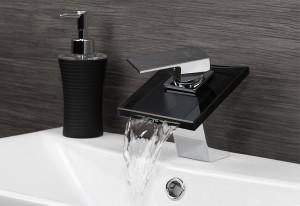 bateria łazienkowa waterfall