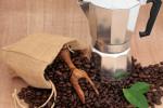 metalowa kawiarka
