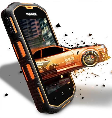 smartfon gps