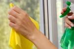 jak szybko umyć okna