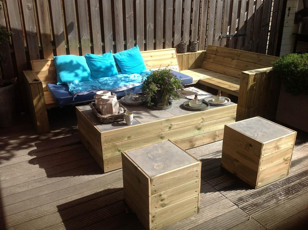 meble ogrodowe drewno