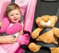 dziecko w samochodzie zasady