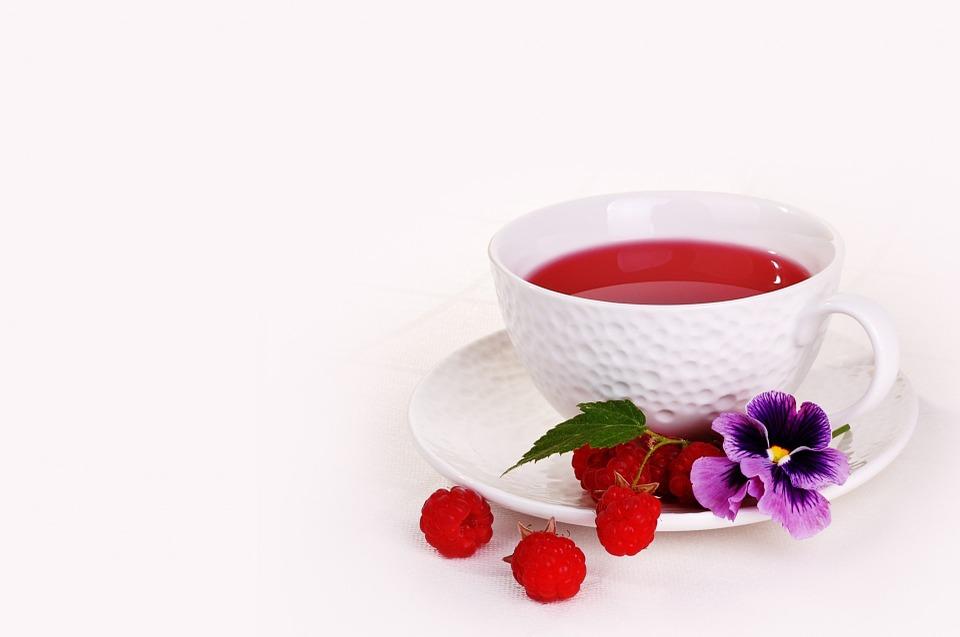 herbata maliny