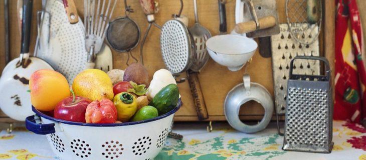 jak utrzymac porządek w kuchni