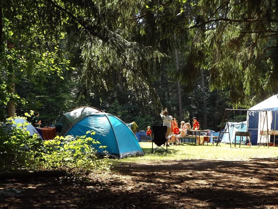 wyjazd na obóz