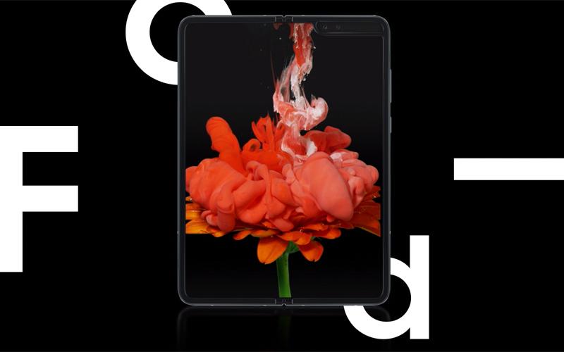 składany smartfon Galaxy Fold