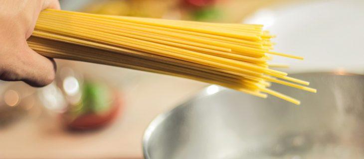 Garnki Philipiak do spaghetti